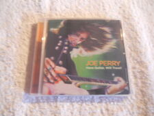 """Joe Perry """"Have Guitar, will travel"""" 2009 cd Roman Rec. Printed in USA NEW"""