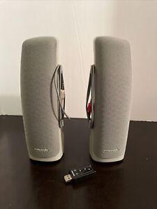 Polk Audio Computer Speaker N279 Pair - Tested