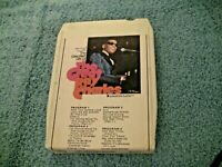 The Greatest Hits Of The Great Ray Charles 8 track Tape