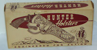 VINTAGE 1968 HUNTER HOLSTER EMPTY BOX! ENGINEERED FOR ACTION! GREAT FOR DISPLAY!