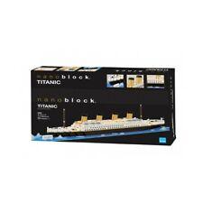 Nanoblocks Titanic Deluxe