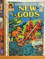 JACK KIRBY CREATES! VINTAGE 1972 NEW GODS #7 DC COMICS 1ST STEPPENWOLF MID-HIGH!