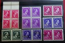 BELGIUM Old Stamps Lot   - Mint NG   - VF - r72e10278