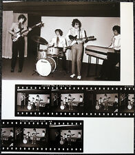 PINK FLOYD POSTER PAGE 1967 SYD BARRETT ROGER WATERS NICK MASON RICK WRIGHT .R4