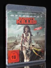 BLU-RAY BOUNTY KILLER - FSK 18 - UNCUT - EIN HYBRID aus MAD MAX & DEATH PROOF *