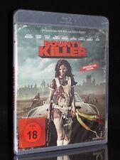 BLU-RAY BOUNTY KILLER - FSK 18 - UNCUT - EIN HYBRID aus MAD MAX & DEATH PROOF *