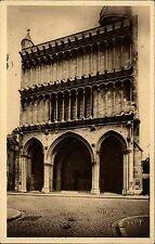 Dijon Frankreich Burgund AK ~1920/30 Façade de l'Église Notre Dame Kirche Church