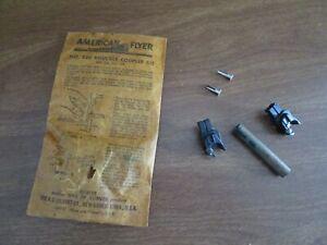 American Flyer, S Gauge, 520 Knuckle Coupler Kit, Original Envelope