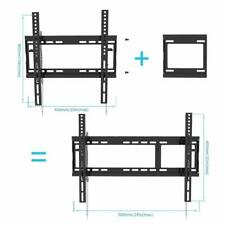 Wall Mount Bracket for Most 32-80 Inch LED,LCD,OLED,Plasma Flat Screen