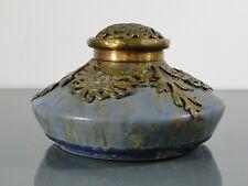 Tintenfaß,Alexandre Bigot,Mer,Jugendstil,Steinzeug,Frankreich,um1900,Keramik