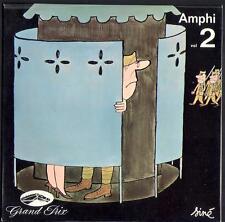 SINE / AMPHI Volume 2 EP 45T NEUF Chansons paillardes Pochette dessinée par Siné