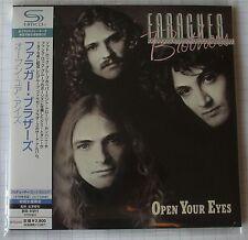 FARAGHER BROTHERS - Open Your Eyes JAPAN SHM MINI LP CD OBI NEU! UICY-94689