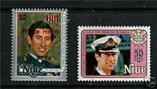 Niue 1984 Birth of Prince Henry SG573/4 MNH