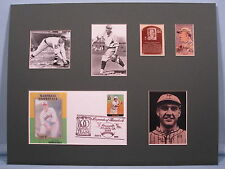 """Hall of Famer & NY Giant Great George Kelly aka """"Highpockets"""" & First Day Cover"""