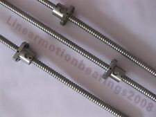 3 Anti bachlash ballscrew 1204-500/500/500mm-C7 cnc