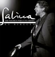 Joaquin Sabina - 500 Noches Para Una Crisis [New CD] Argentina - Import