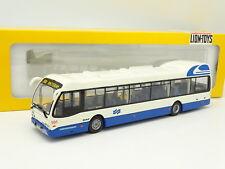 Lion Toys 1/50 - Bus Autobus DAF SB 250 Berkhof Jonckheer Bleu Amsterdam