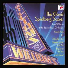 John Williams & Steven Spielberg - Williams On Williams vinyl LP NEW/SEALED