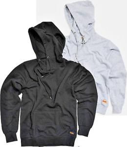 Unisex Hoodie Overhead Hoody Hooded Sweatshirt Jumper by RAGGS Pouch Pocket