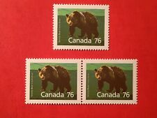 """Jps_Stamps! #1178. """"Mammal Definitive, Grizzly Bear"""" (mint condition)"""