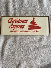 CHRISTMAS EXPRESS 1956 FORD PICKUP  DIECAST ERTL #B967 EASTWOOD AUTOMOBILIA. NIB