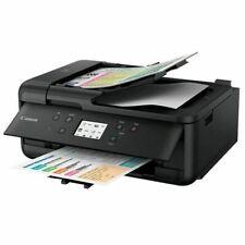 Canon Pixma TR7550 Multifunktionsdrucker 4-in-1 WIFI Fax Duplex  Airprint - Neu!