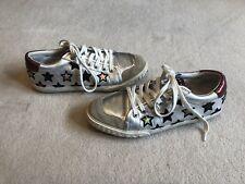 Ash Silver Star Sneakers/39(6)