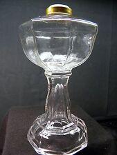 Eapg Glass Kerosene Oil Lamp