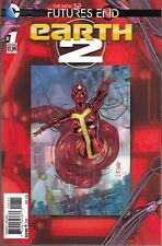 Earth 2 Futures End #1 (NM) `14 Wilson/ Barrows (3D Cover)