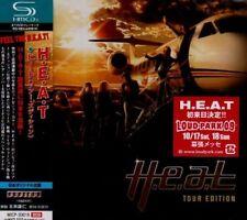 H.E.A.T-HEAT (TOUR EDITION. W/BONUS DISC)-JAPAN SHM-CD+CD H75