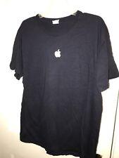 WWDC Blue Apple Logo T Shirt Size XL 2011 Hanes