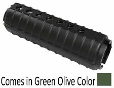 ZPG02 IMI Defense OD Green Carbine Length GI Handguard Made of Tough Polymer