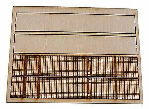 MICRO TRAINS LINE Z SCALE OLD RLRD TIES GONDOLA LOAD (2)   79943954