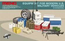 Meng Model 1/35 Equipment for Modern U.S. Military #SPS014  #014 *New*