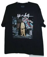 2X Vintage STYLED Life After Death BIGGIE SMALLS Notorious B.I.G RAP Music Shirt