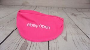 Ebay Fanny Pack Neon Pink Adjustable Strap 2 Zipper Pockets Ebay Swag New ST233