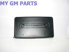 Pontiac GM OEM 06-09 Torrent-License Plate Bracket Mount Holder 10387190