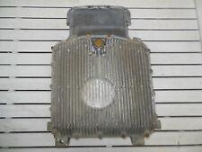 Alfa Romeo GTV 6 Used Original OIL PAN with Drain Plug