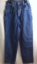 Rockies Jeans Blue Ladies Size 9 High Waisted 29 x 32 Original Classic Relaxed