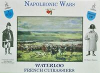 A Call To Arms Waterloo French Cuirassiers Napoleonic Wars Soldier Kit 1:32