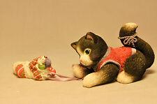 Calico Kittens: Sock Full Of Love - 360090 - Kitten Pulling Sock With Cat & Can