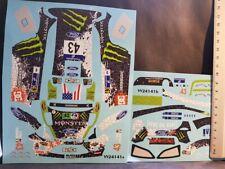 DECALS 1/24 FORD FIESTA WRC - #43 - KEN BLOCK - MEXICO 2012  - COLORADO 24141 UV
