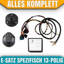 Erich Jaeger AHK VM Anh/ängerkupplung 13pol Spezifisch Esatz f/ür Ford Transit Connect 2014-18