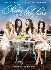 Pretty Little Liars Complete 2nd Season Dvd Brand New & Factory Sealed
