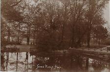 ILFORD( Essex) : Seven Kings Park  RP