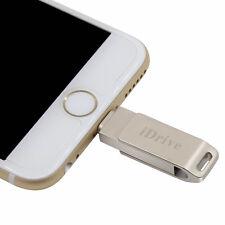 16 Go iDrive Métal U disque flash USB Memory Stick Drive pour iPhone/iPad/iPod