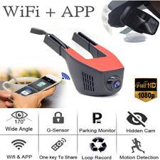 Wifi App Car Hidden Dvr Camera 1080P Dash Cam Digital Video Recorder Camcorder