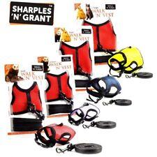 Sharples Small n Furry Walk n Vest Harness Lead Rat Ferret Cat Guinea Pig etc