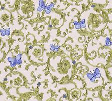 Versace 3 Home Wallpaper 343256 Ornament Schmetterlinge Tapete Designtapete