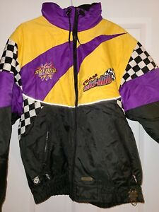 Vintage Team Ski-doo Racing Jacket ADULT MEDIUM Sno Gear